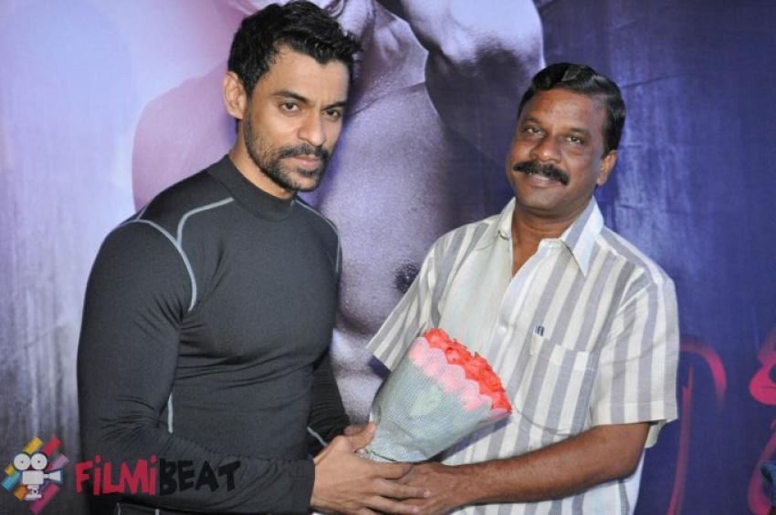 Ek Movie Press Meet Photos