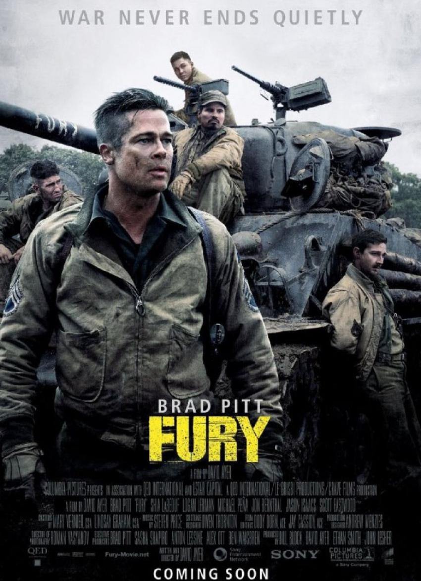 Fury Photos