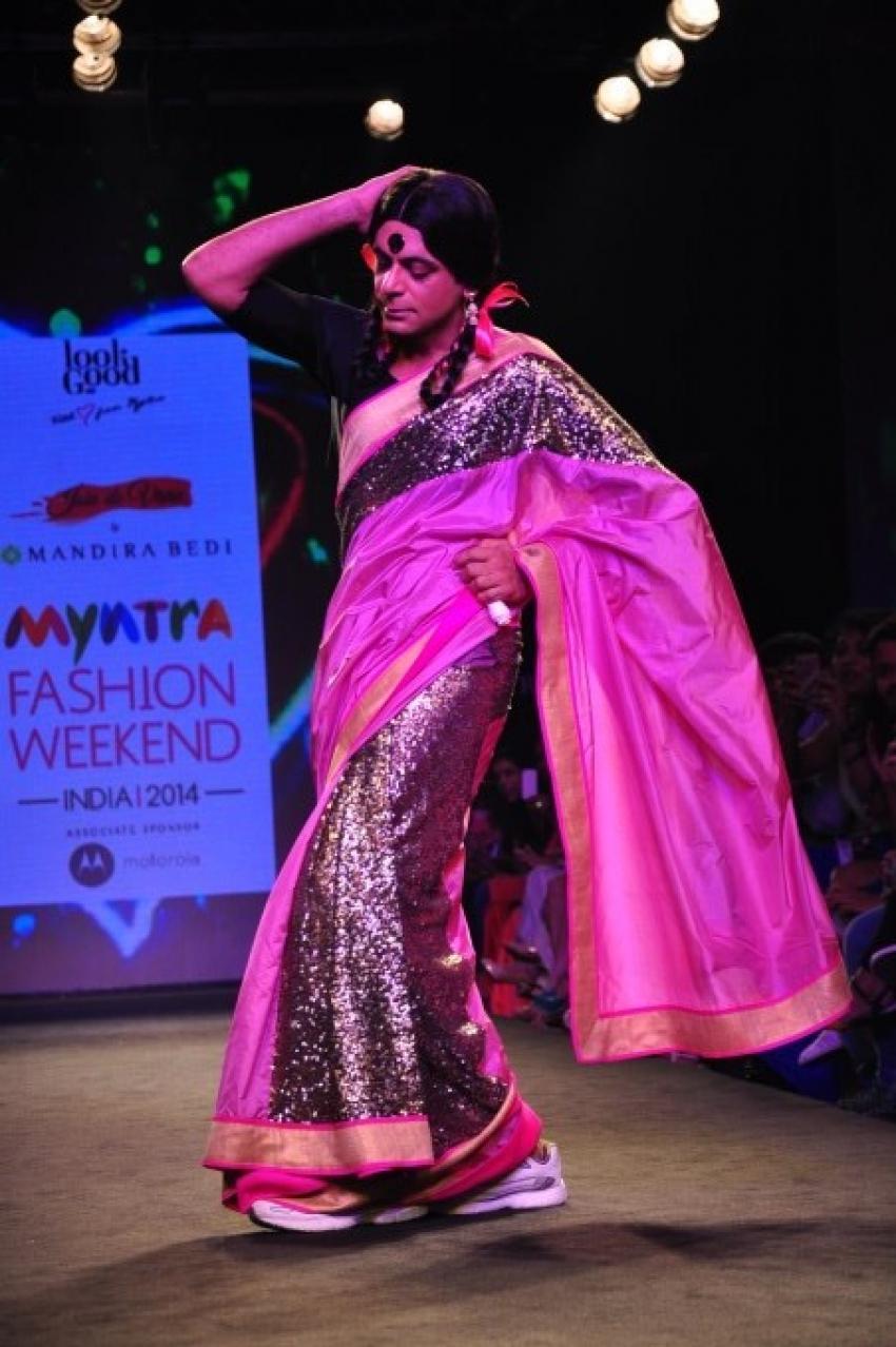 Myntra Fashion Weekend 2014 Photos