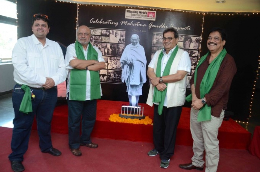 Hritik Roshan joins the Clean India Campaign At Whistling Wood International Photos