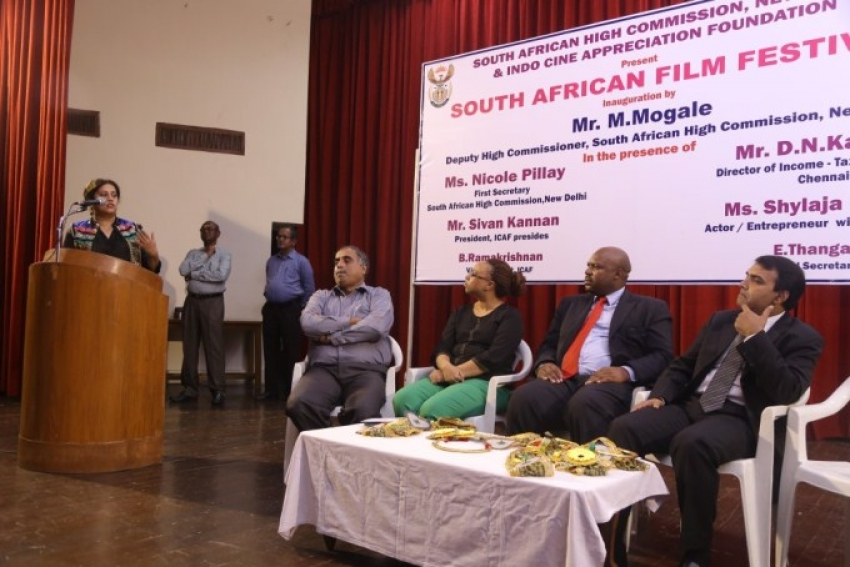 Inauguration of South African Film Festival Photos
