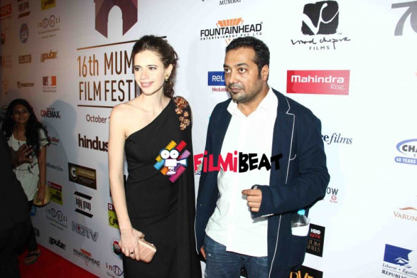 Opening Ceremony Of 16th Mumbai Film Festival 2014 Photos