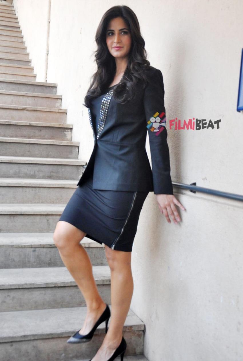 Katrina Kaif At 'Bang Bang!' Success Meet Photos