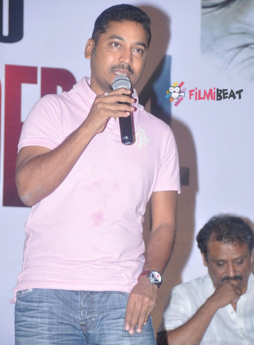 Maaya Movie Press Meet Photos