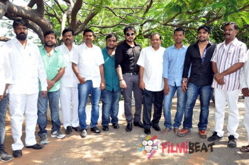 Meeko Prema Katha Cheppali Movie Launch Photos