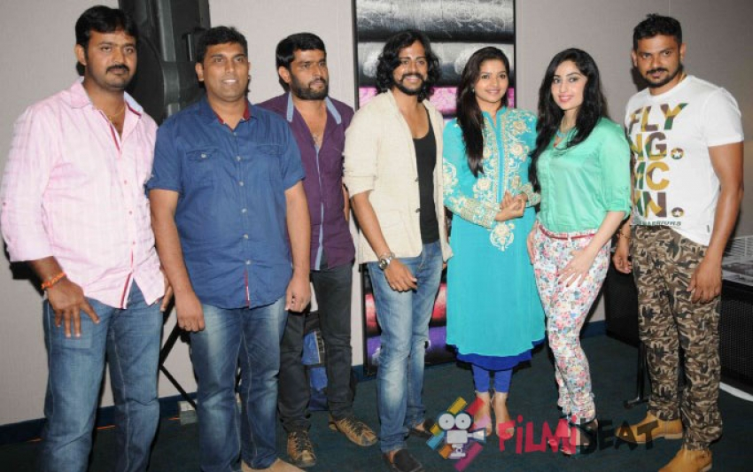 Muddu Manase Press Meet Photos