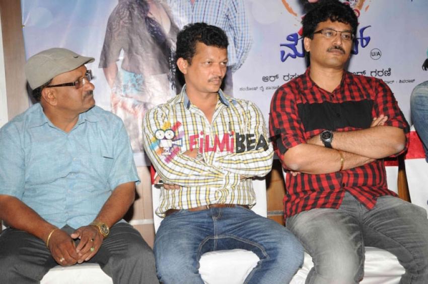 Namaste Madam Film Press Meet Photos