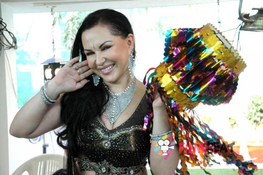 Nataliya Kozhenova Diwali Photo Shoot Photos