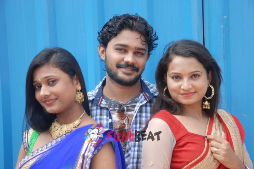 Siddhapura Film Launch Photos