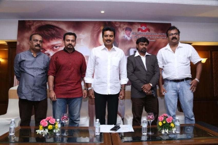 Nee Naan Nizhlal Movie Press Meet Photos