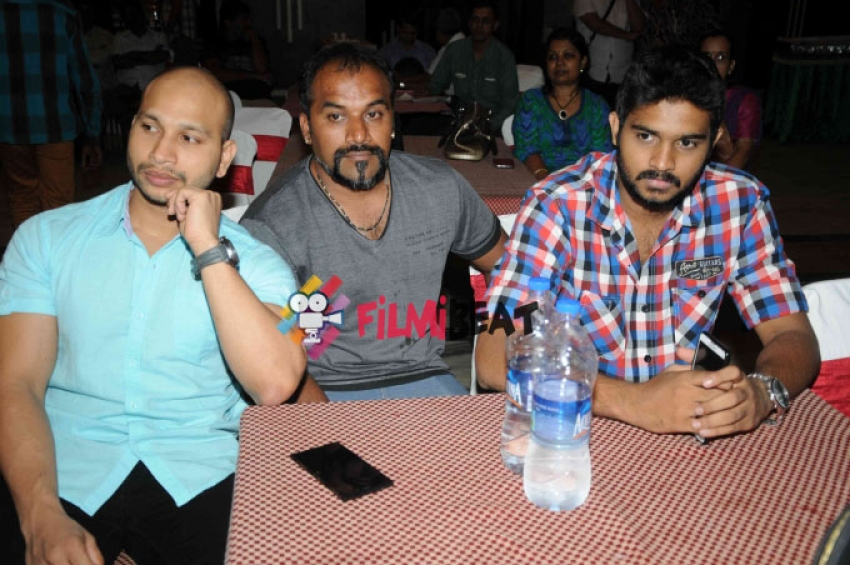 Neenade Naa Film Press Meet Photos