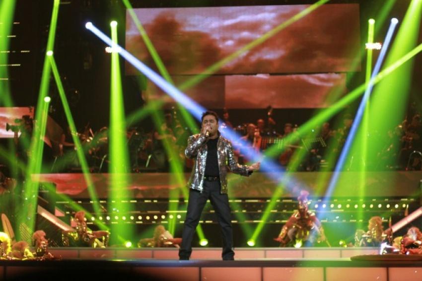 News 7 Tamil Global Concert By AR Rahman Photos