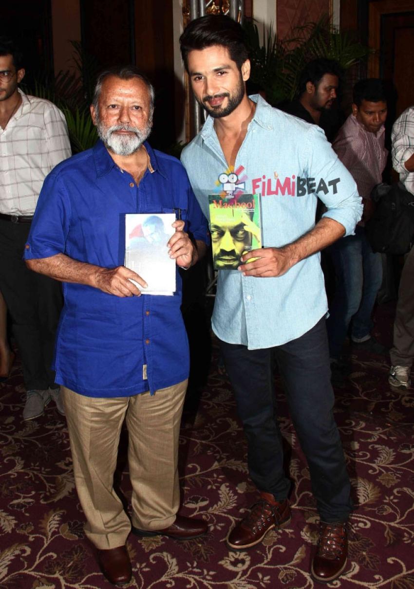 'Haider', 'Omkara' and 'Maqbool' Book Launch Photos