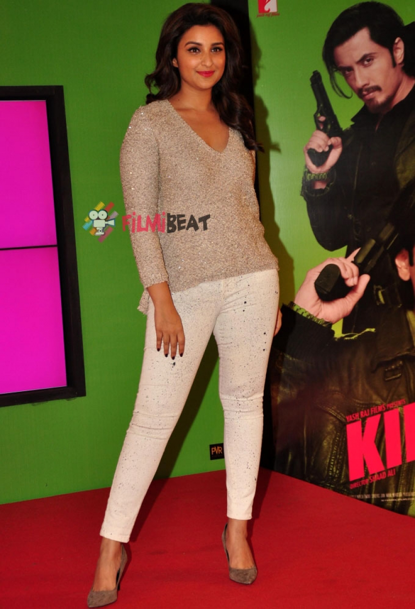 'Sajde' From Kill Dil - Song Launch Photos