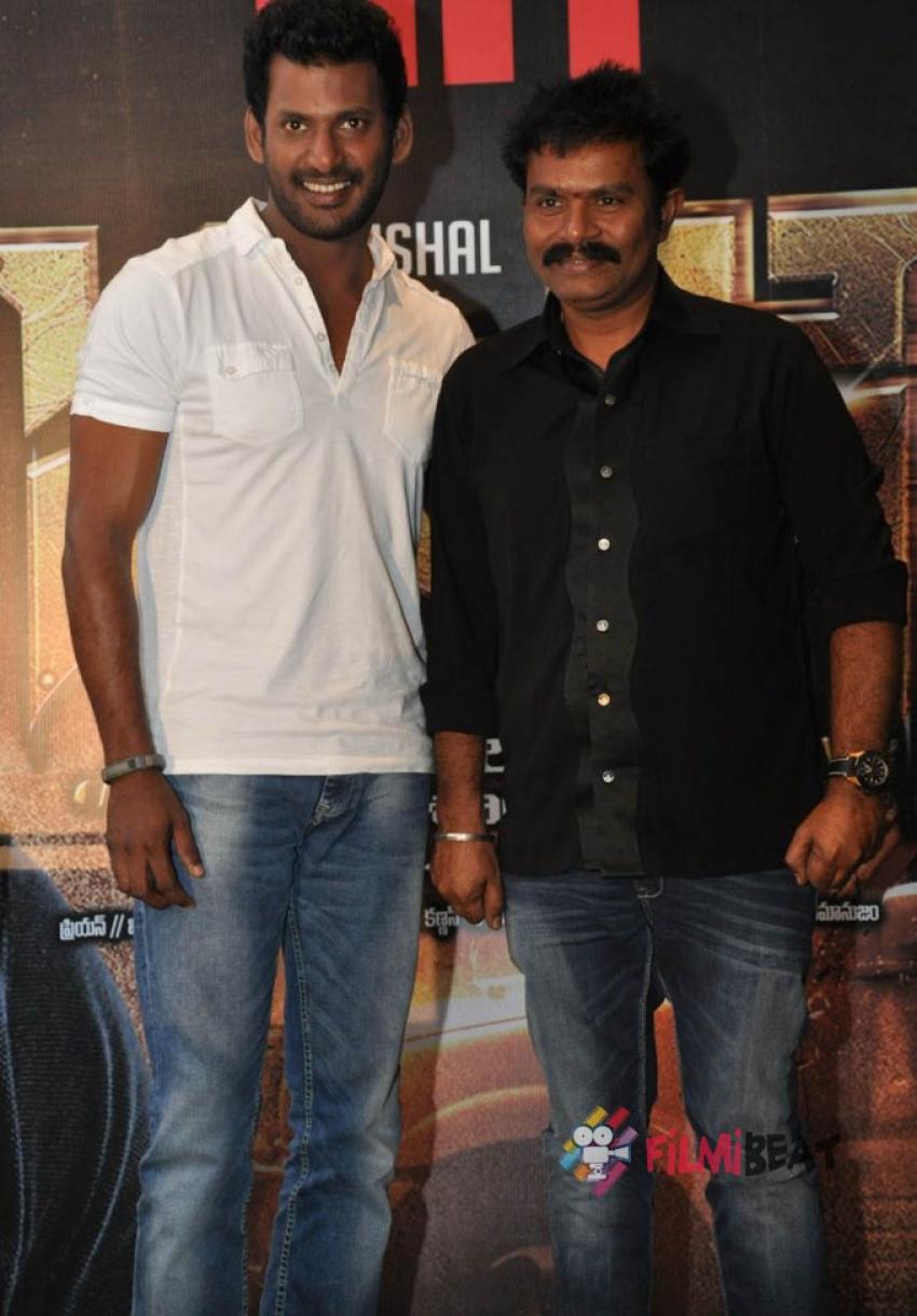 Pooja Movie Success Meet Photos