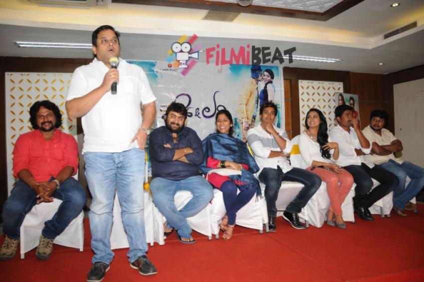Fair and Lovely Film Success Meet Photos