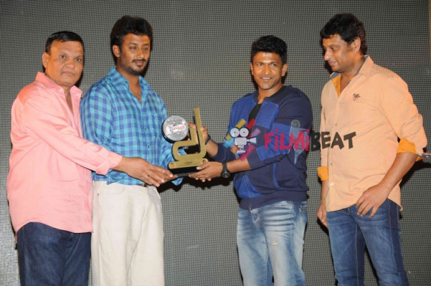 Bahaddur Film Platinum Disk Celebration Photos