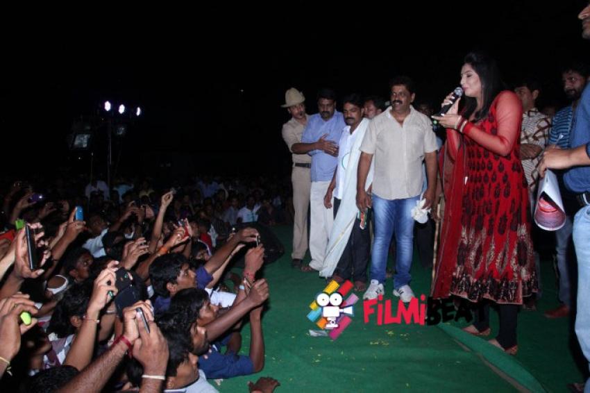 Namaste Madam Movie Promotion At Mysore Photos