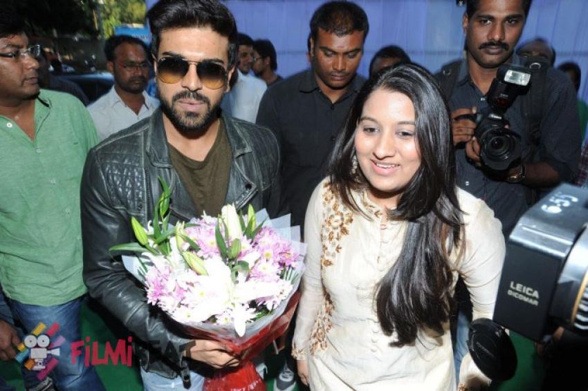 Ram Charan Launches Karishma & Co Flagship Store Photos