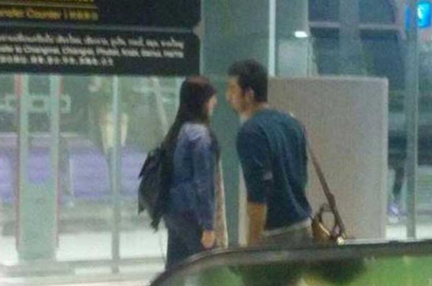 Ranbir Kapoor & Katrina Kaif Spotted In Thailand Photos