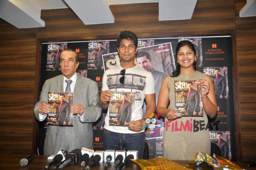 Randeep Hooda Unveils Star Week Magazine Photos