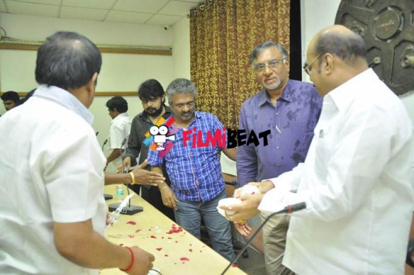 Sathya Jyothi Films TG Thyagarajan Birthday Celebration Photos