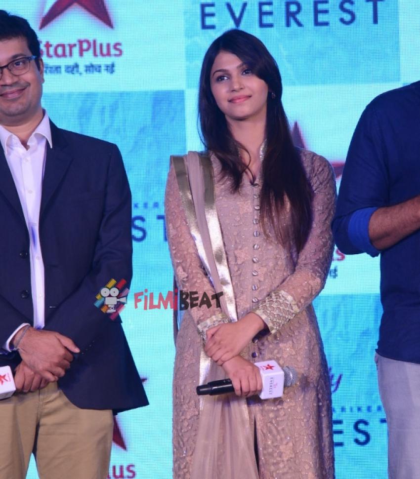 Launch Of Ashutosh Gowariker's 'Everest' Photos