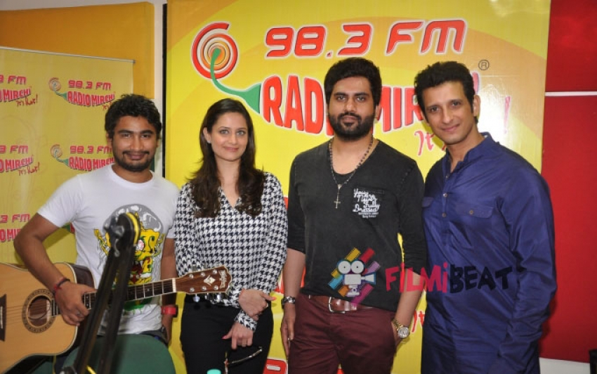 Super Nani Promotion At Radio Mirchi Photos