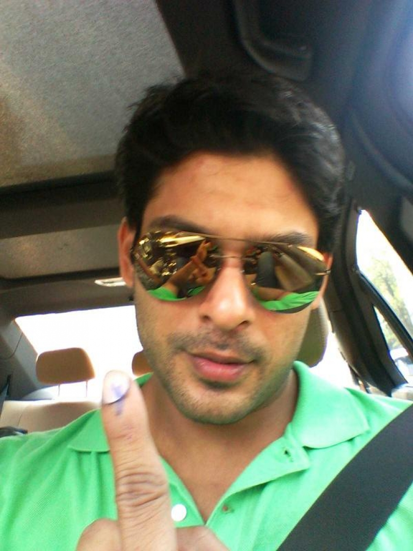B-Town Celebs Cast their Vote for Maharashtra Assembly Elections 2014 Photos