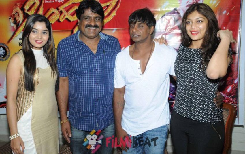 Simhadri Movie Press Meet Photos