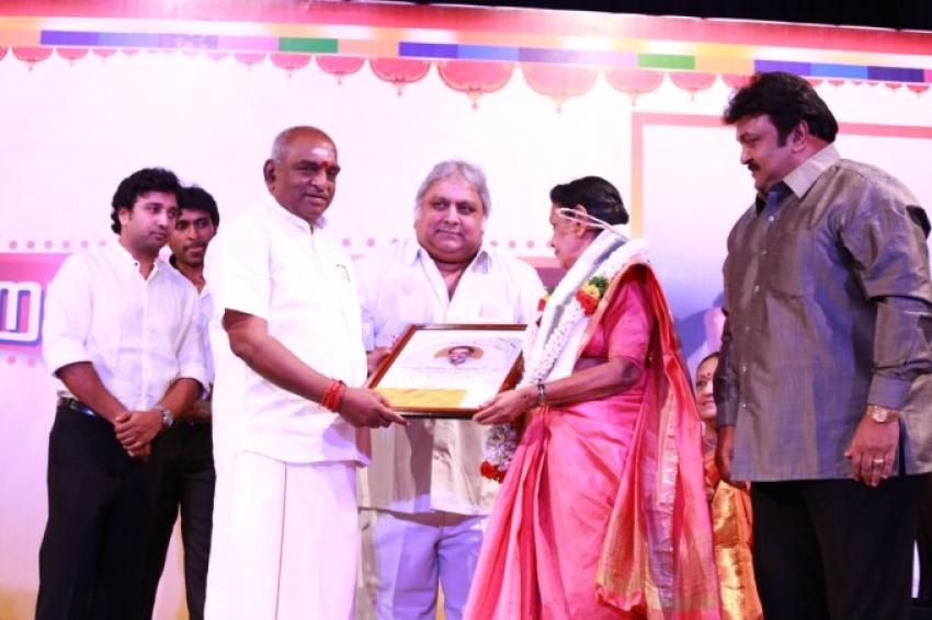 Sivaji Ganesan 86th Birthday Celebrations Photos