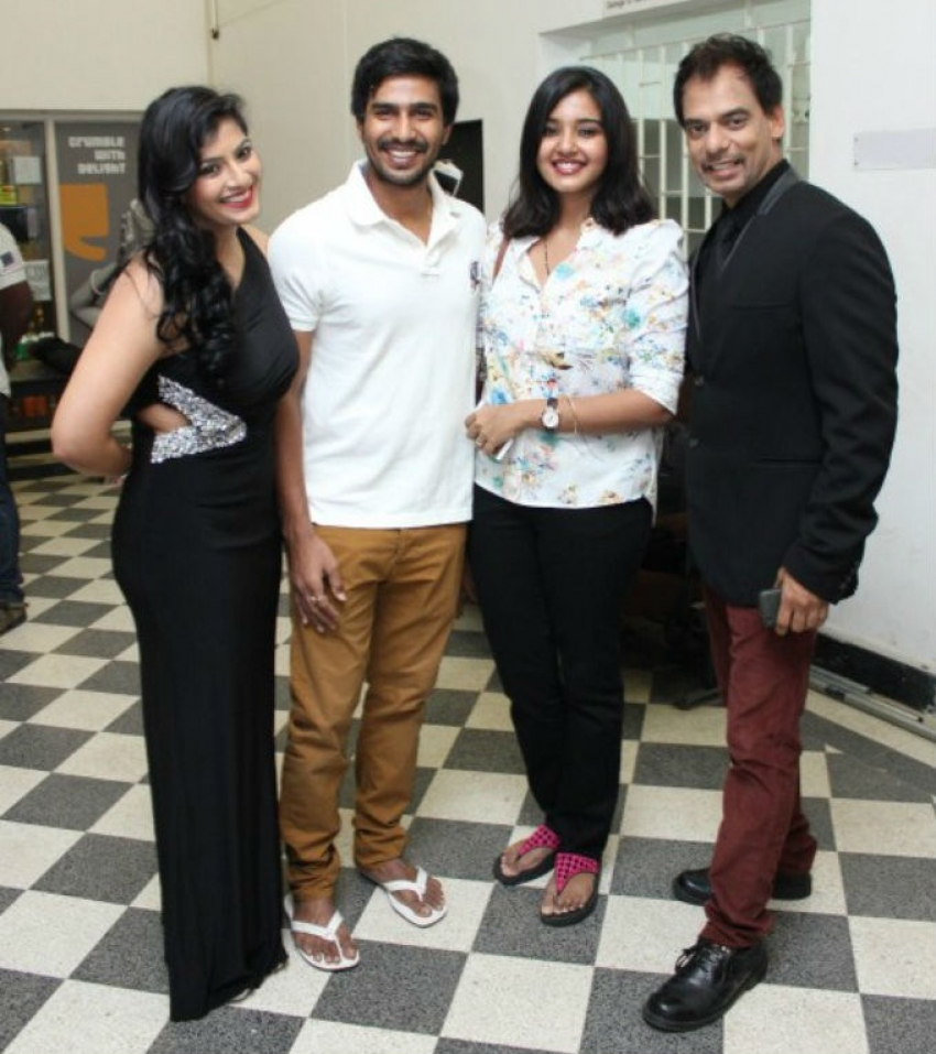 Stars Galore At Vishal Film Factory's Chicago Musical Photos