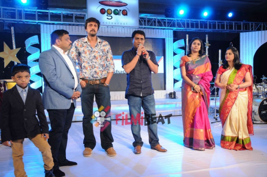 Accident Film Producer Raghunath's New Ventures Photos