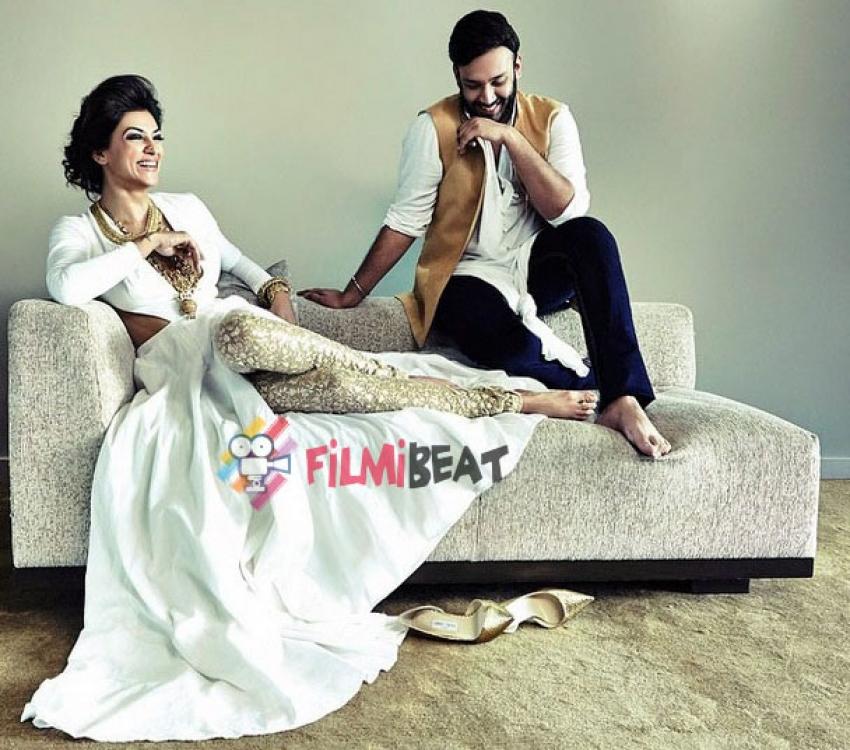 Sushmita Sen Dazzle In Harper's Bazaar Bride Shoot Photos