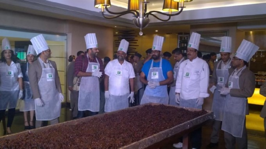 Vellimoonga Team Success Meet Celebration Photos