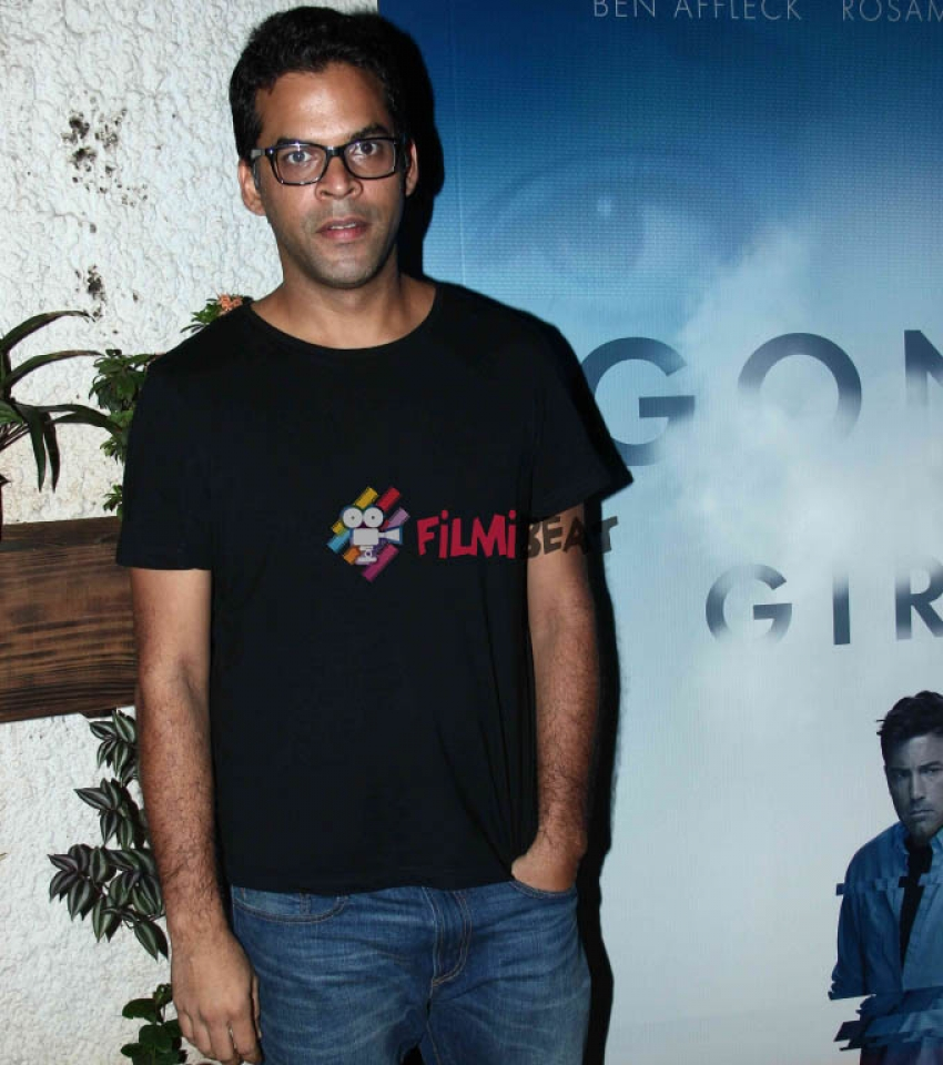 Gone Girl Special Screening Photos