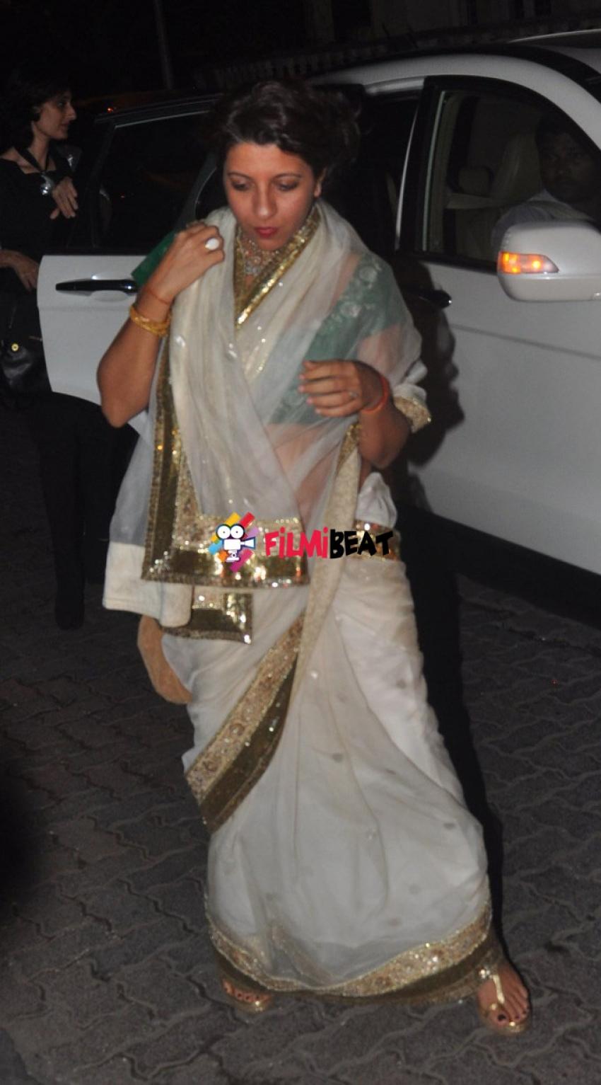 Aamir Khan's Diwali 2014 Celebrations Photos