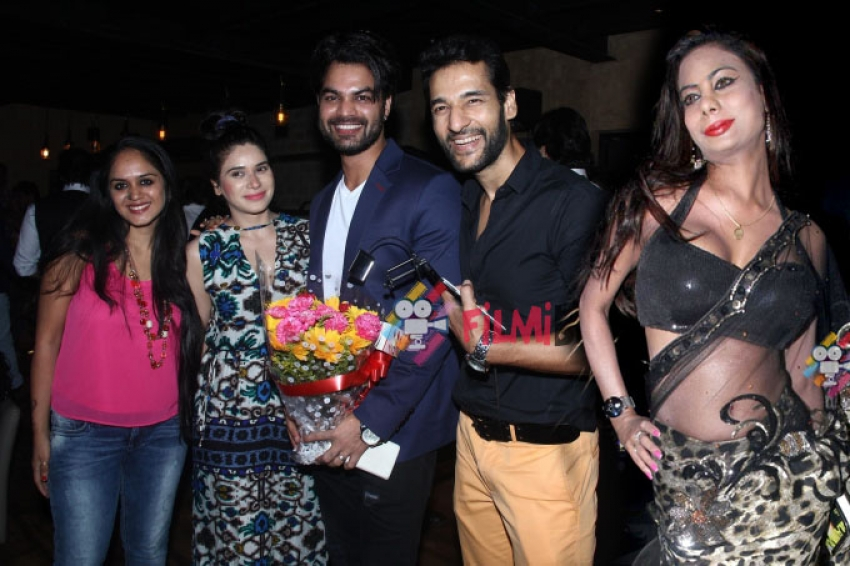 'Dunno Y Na Jaane Kyun 2' Wrap Up Party Photos