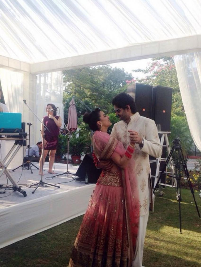 Actor Gaurav Kapur Ties The Knot With Delhi Girl Kirat Bhattal Photos
