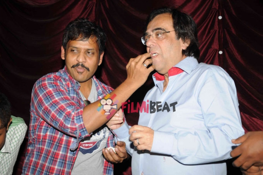 Devravne Budu Guru Film Press Meet Photos
