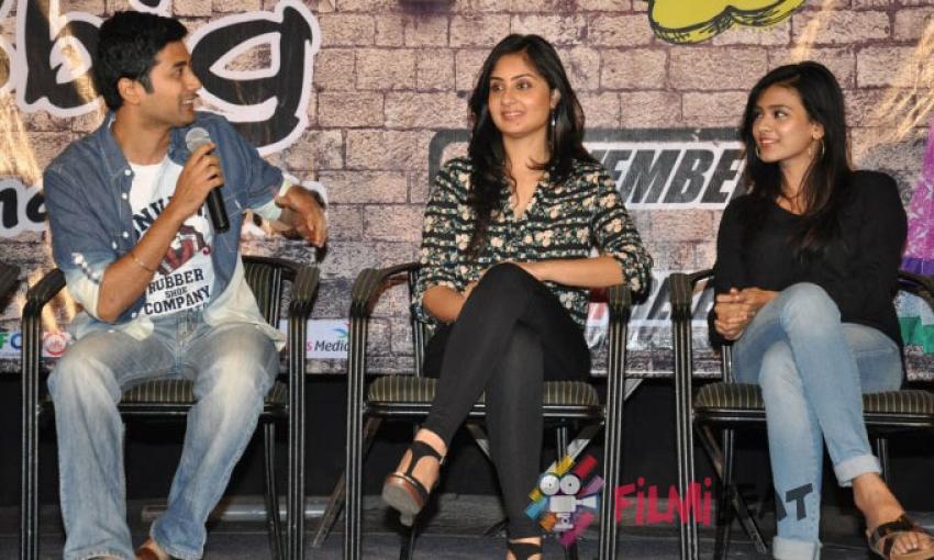 Ala Ela Movie Press Meet Photos