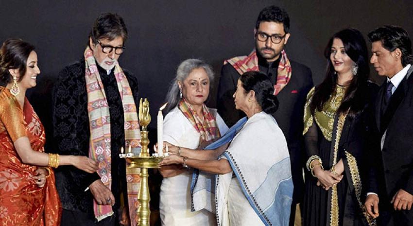 Inauguration Of 20th Kolkata International Film Festival Photos