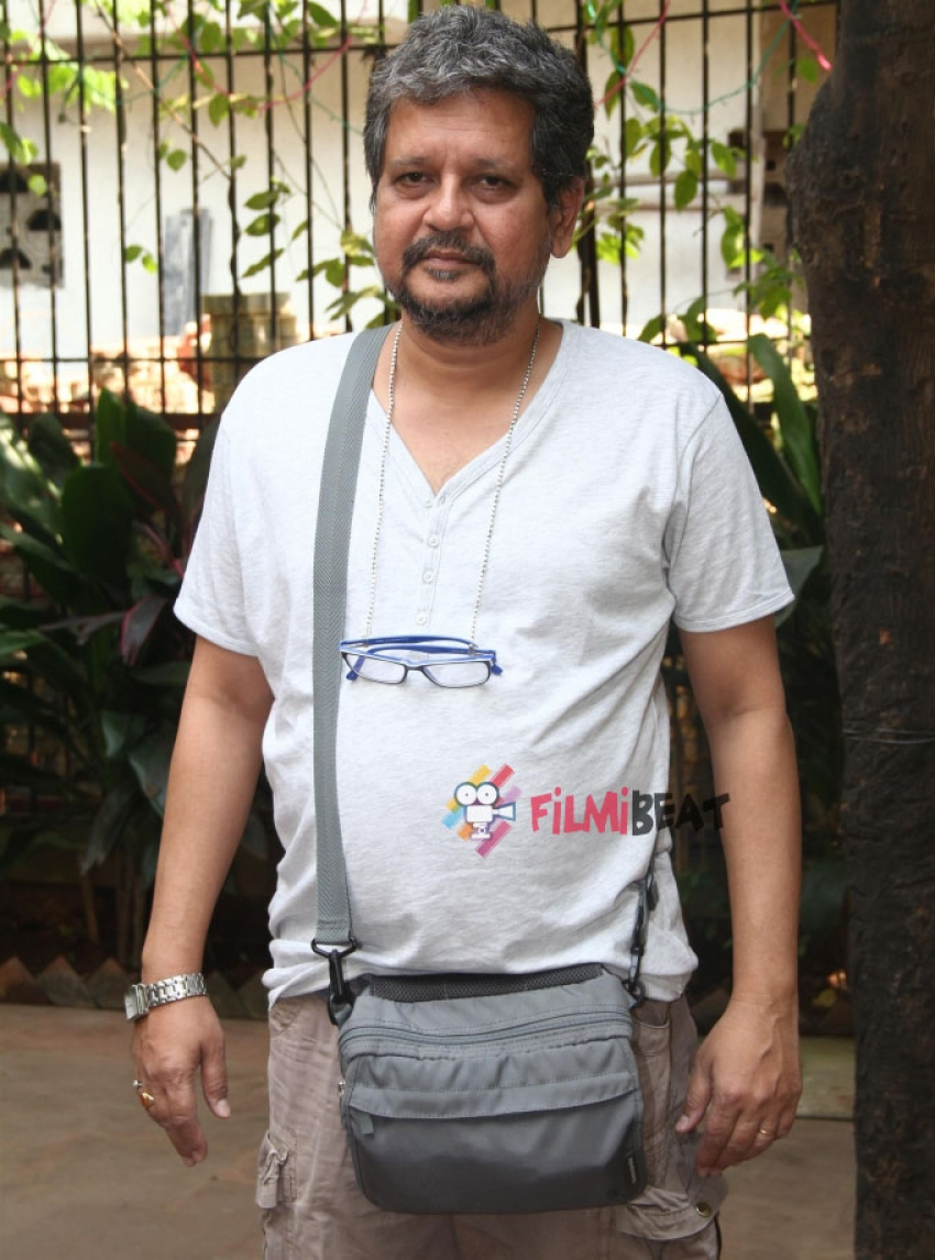 Amole Gupte At Announcement Of 4th Edition Of MUSTRun Photos