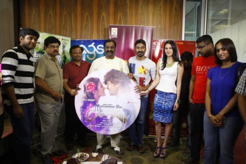 Anegan Movie Audio Launch Photos