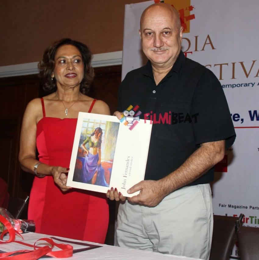 John Fernandes Coffee-Table Book Launch Photos