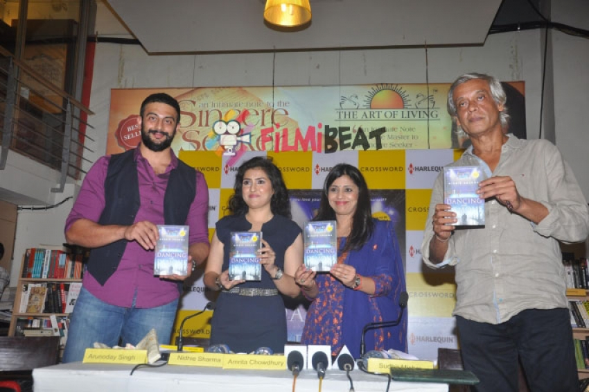 Launch Of Book 'Dancing With Demons' Photos