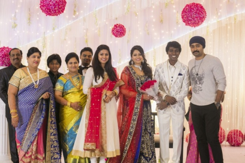 Atlee And Krishna Priya Marriage Reception Photos Filmibeat