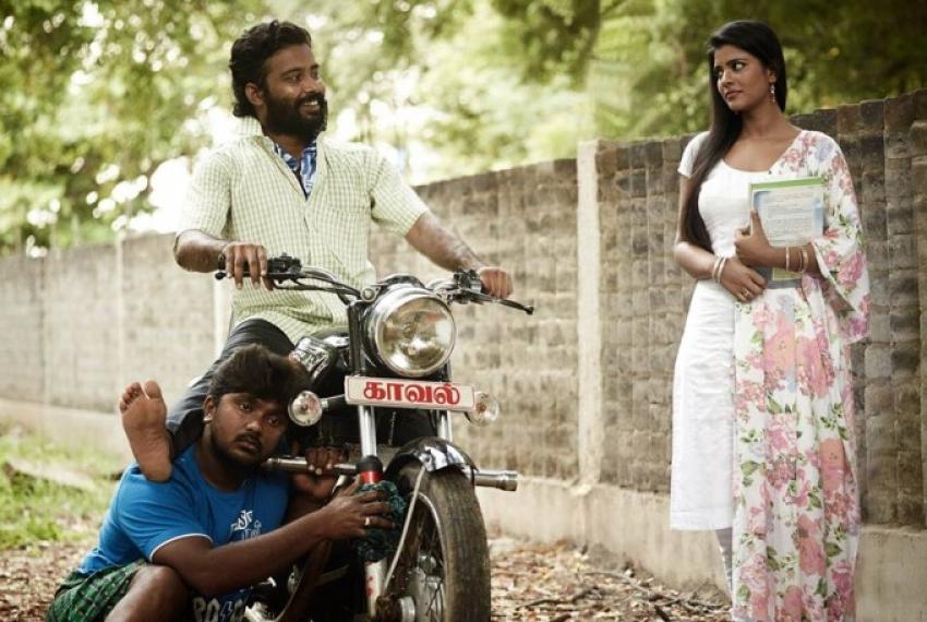 Thirudan Police Photos