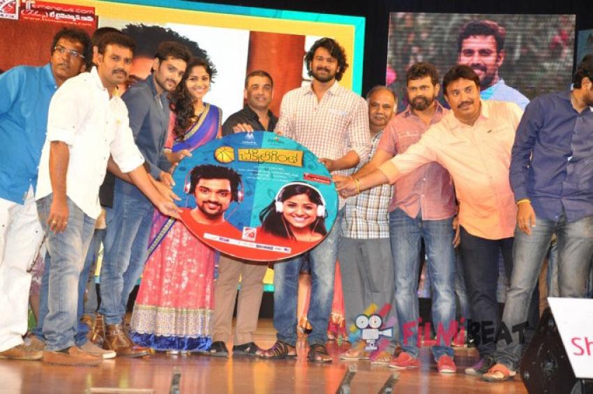 Chakkiligintha Audio Launch Photos