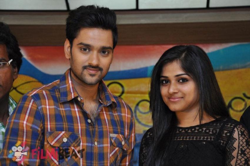 Chakkiligintha Press Meet Photos